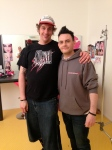 Director Dan and myself